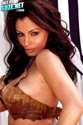 Aria Giovanni Exposes Her Dangerous Curves