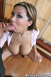 Sienna West Fucks Her Sons Teacher