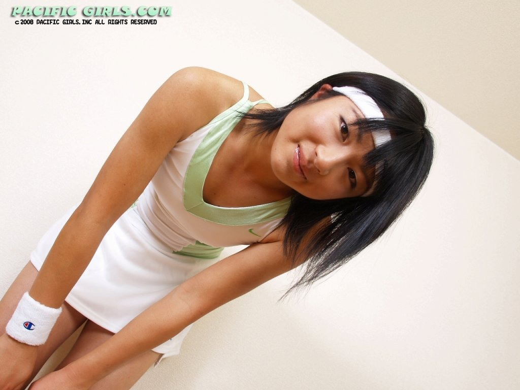 Japanese shaved girl