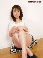 Japan women show fatty clitoris