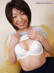 White panty Asian Girl Photo Set