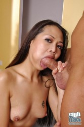 Asian Nyomi Zen Riding Cock And Sucking