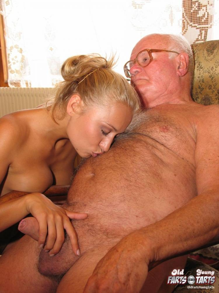 Free porn old man young girls