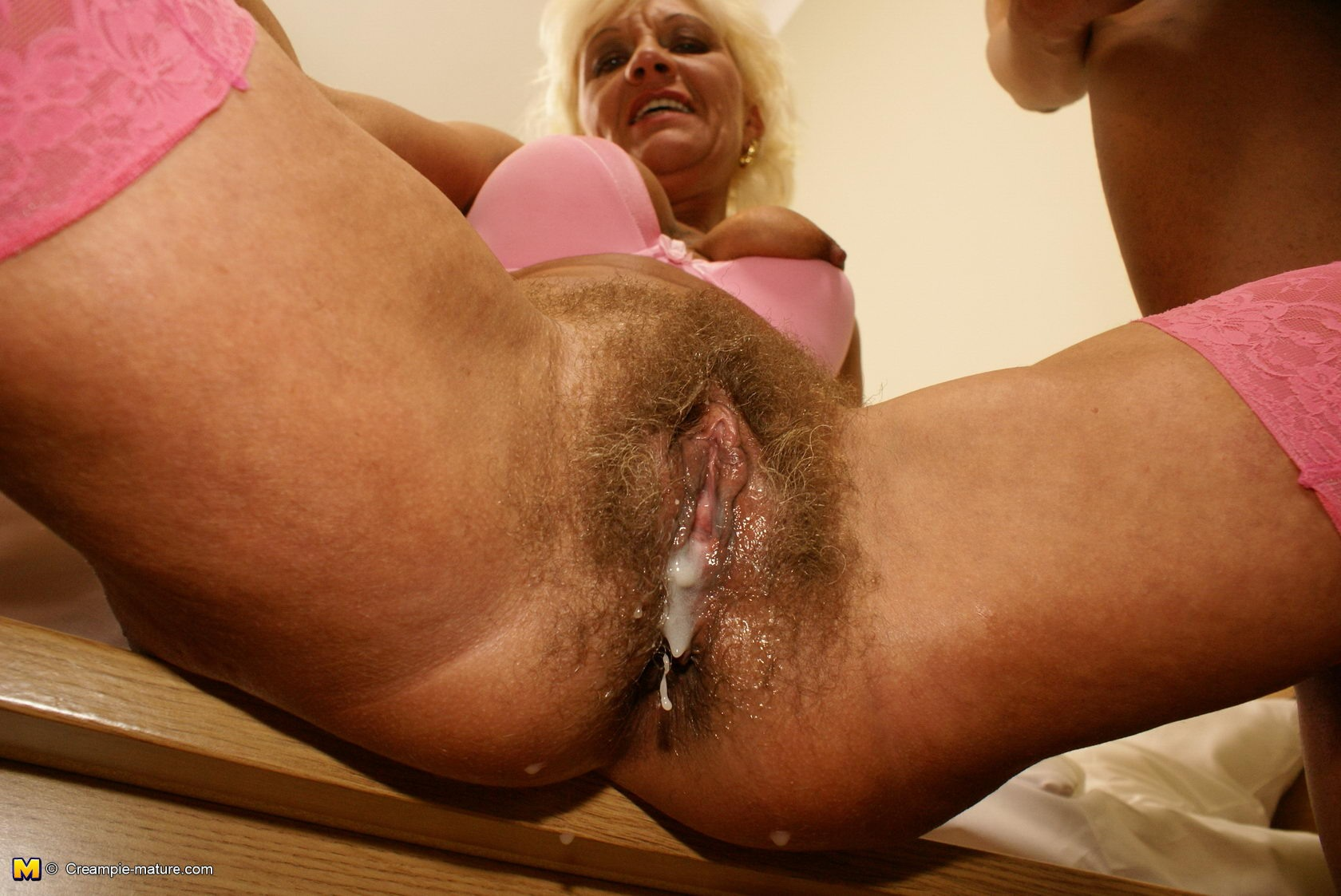 old woman creampie