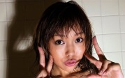 Nasty Japanese Cutie Mai Washing Her Hairy Beaver In Bath Tub
