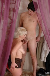 Penny & Adam Fucking Older Woman