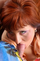 Viola & Peter Seductive Mom Gives Ass