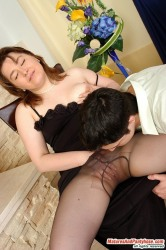 Felicia & Adam Pantyhosefucking Awesome Mature Chick