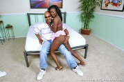 Chocolate Honey Janea Jolie Spending Some Quality Time With Bla