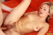 Hairy Teen Jerry Potter In Her First Amateur Fuck Scene