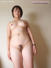 Big ass japan woman show vagina