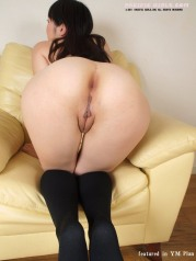 Japan woman fat ass and pink vagina