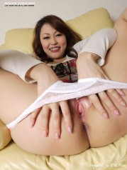 Fatty japan woman show pussy
