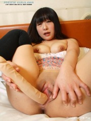 Dirty japan show white panty and big ass