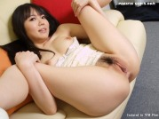 Asian Pussy Spread Wide