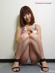 Sweet japan woman show pink pussy
