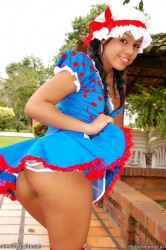 Latina Country Girl Gigi Spice In Outfit